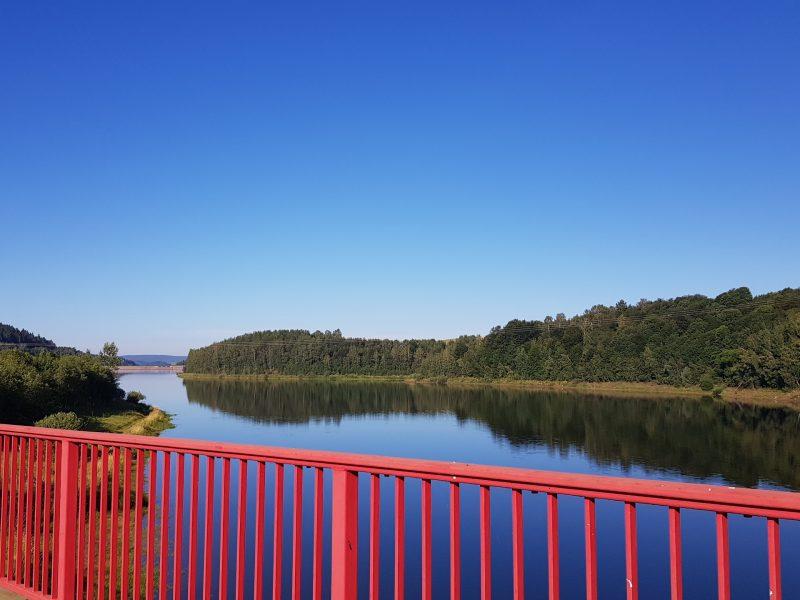 Talsperrenbrücke Neuwernsdorf