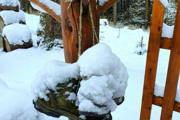 Winterwanderweg Steinhübel von Peggy Hertwig