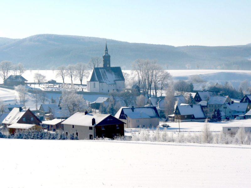 Cämmerswalde Winter